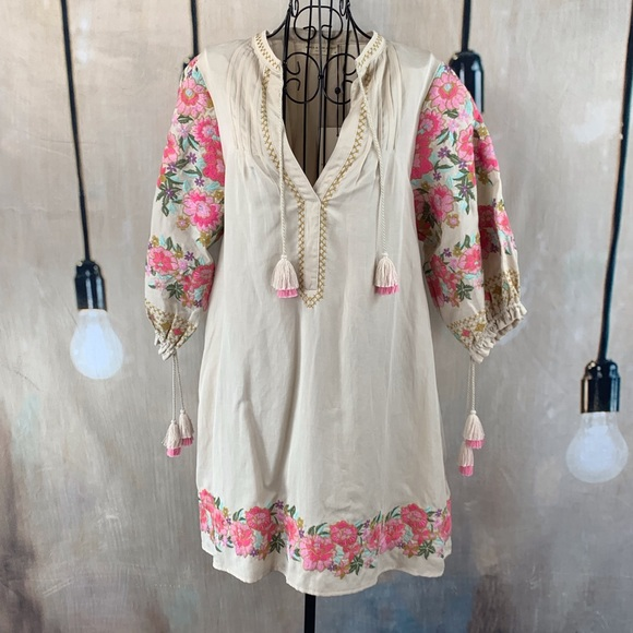 Spell & The Gypsy Collective Dresses & Skirts - NWT Spell & the Gypsy Cleo Tunic XS